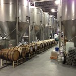 Oskar Blues barrels & fermenters