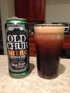 Oskar Blues Old Chub Nitro