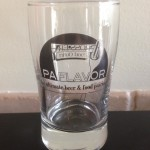 PA Flavor tasting glass