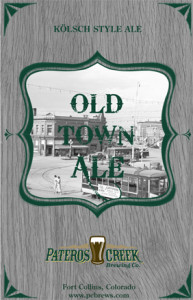 Pateros Creek Old Town Ale