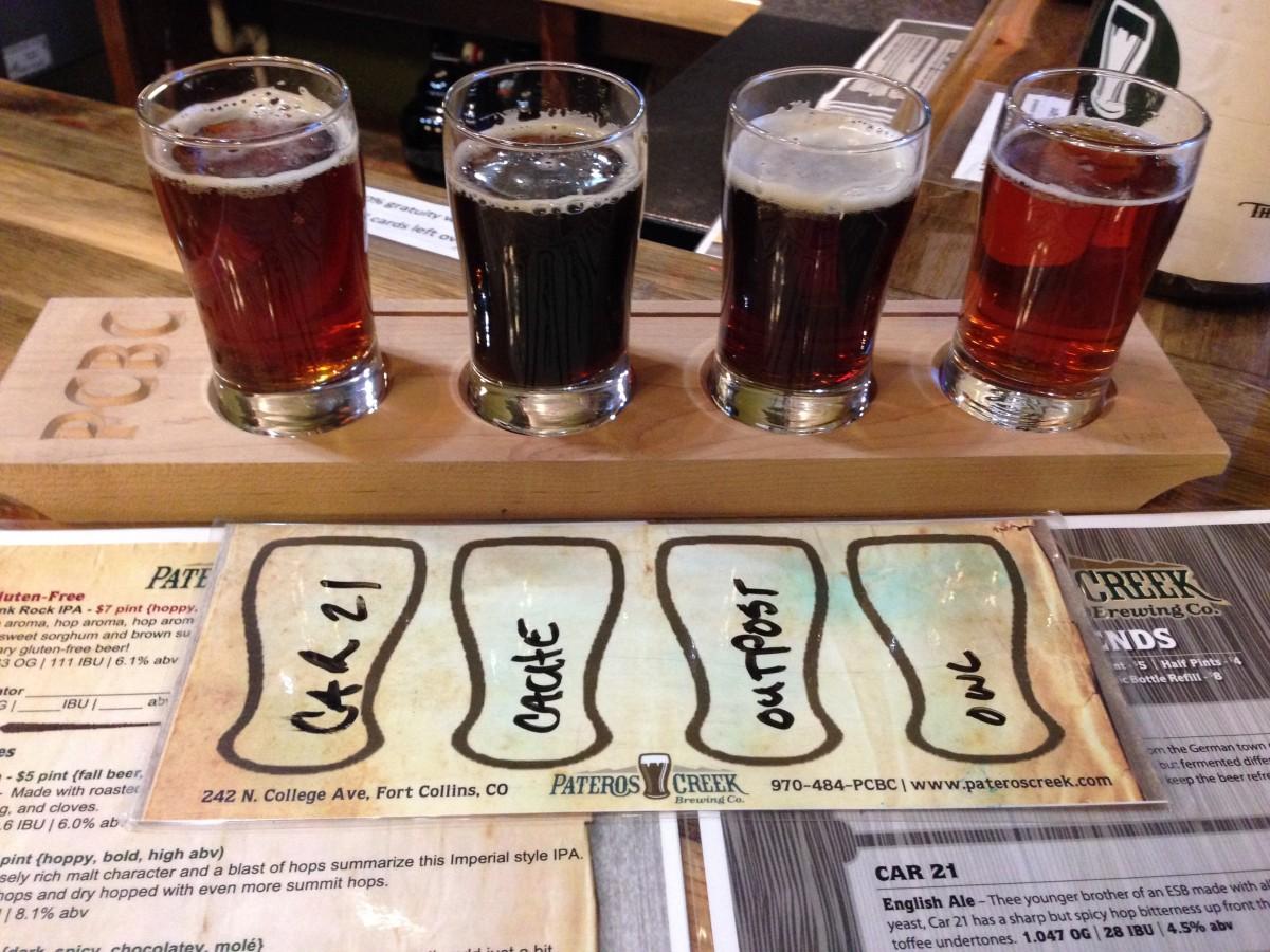 Return To Colorado Part 3 Fort Collins Breweries Beer