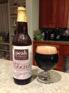 Peak Oak-aged Mocha Stout