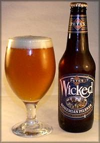Pete's Wicked Bohemian Pilsner