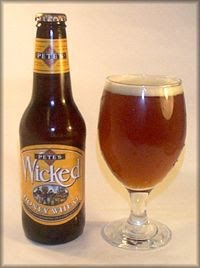 Pete's Wicked Honey Wheat