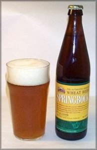 Pilgrim Springbock