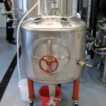 90 gallon Pilot Fermenter