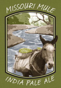 Piney River Missouri Mule IPA