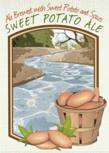 Piney River Sweet Potato Ale