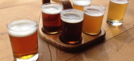 Prost Brewing beer sampler
