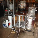 Current Sanke keg-based system