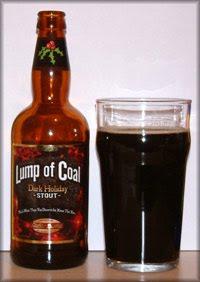 Ridgeway Lump of Coal - Dark Holiday Stout