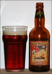 Ridgeway Warm Welcome Nut Browned Ale