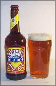 Ridley's Old Bob Strong Pale Ale