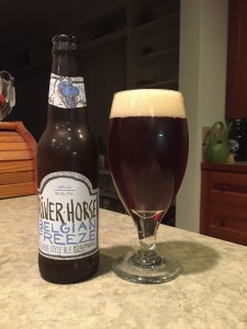 River Horse Belgian Freeze Winter Ale