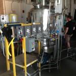 Roanoke Railhouse Brewery Mash Tun / Boil Kettle