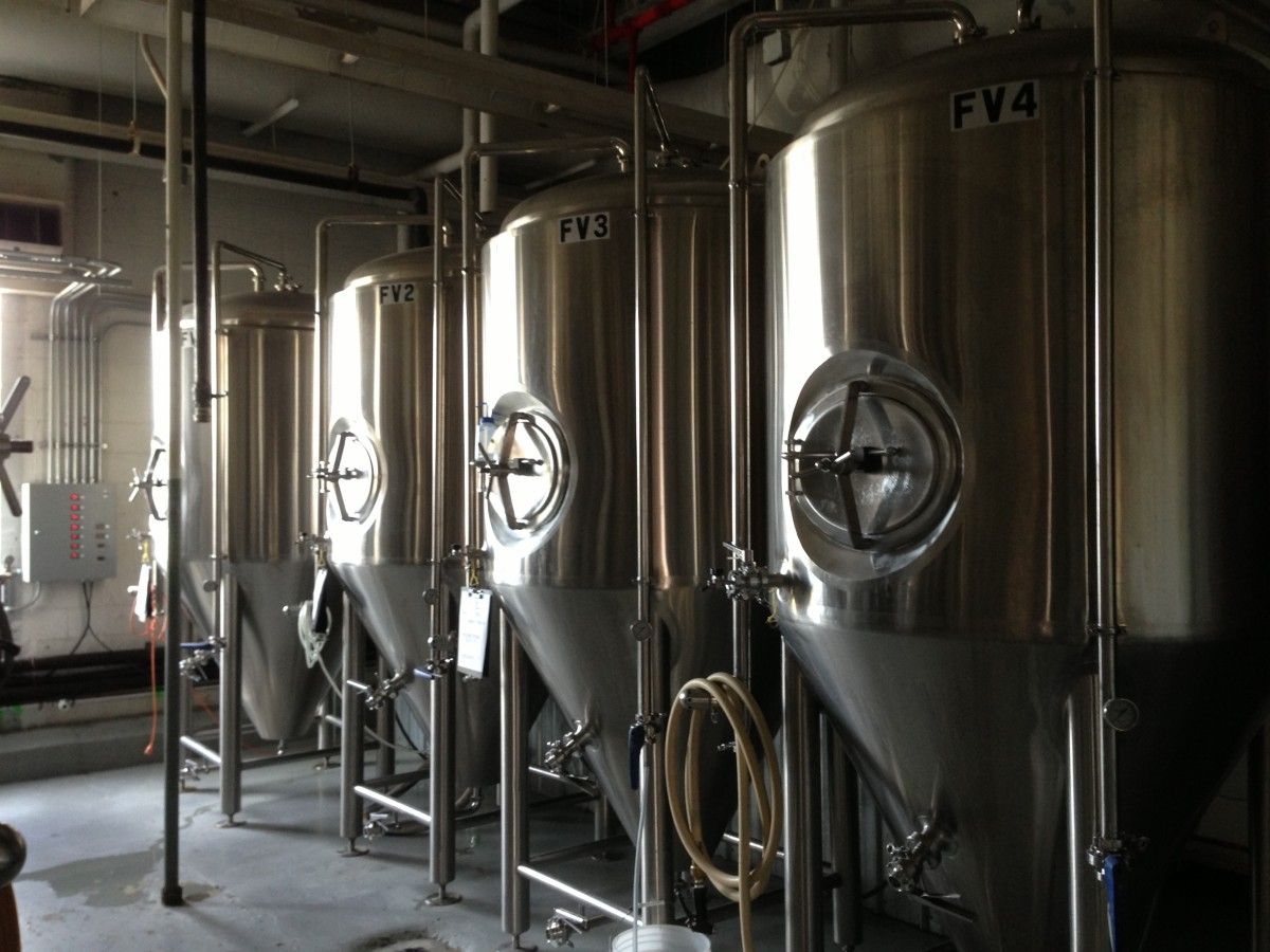 A craft beer road trip to florida beer infinity for Craft a brew fermenter