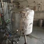 Roanoke Railhouse Brewery Hot Liquor Tank
