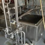 Roanoke Railhouse Brewery Lauter Tun