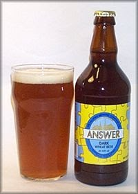 Salopian Answer Dark Wheat Beer