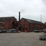 Samuel Smith Brewery yard
