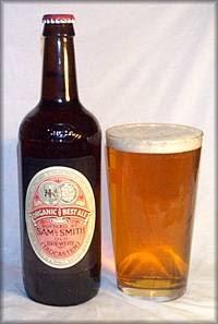 Samuel Smith Organic Best Ale