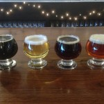 Sanitas Brewing sampler