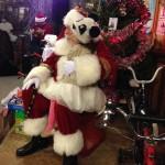 Santa Claus at Left Hand Brewing