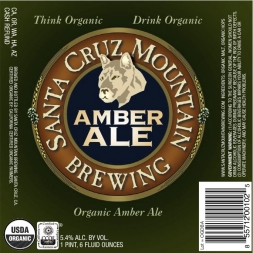Santa Cruz Mountain Amber Ale