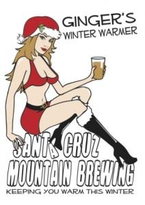 Santa Cruz Mountain Ginger's Winter Warmer