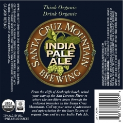 Santa Cruz Mountain India Pale Ale