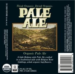 Santa Cruz Mountain Pale Ale