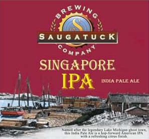 Saugatuck Singapore IPA