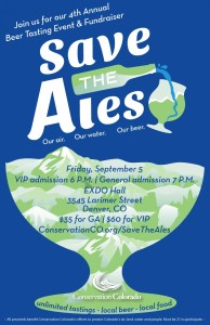 Save The Ales 2014