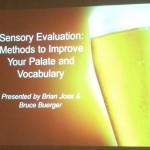 Sensory Evaluation seminar