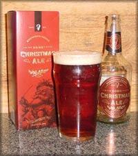 Shepherd Neame Christmas Ale 2002