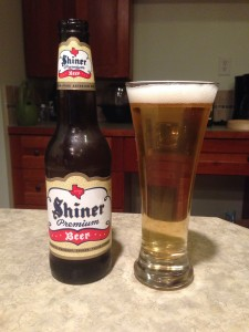 Shiner Premium Beer