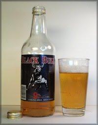 Silver Creek Brewery Black Bull Beer
