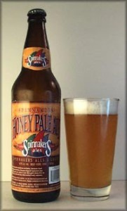 Spinnakers Honey Pale Ale