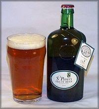 St. Peter's Fruit Beer (Elderberry)