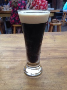 St. Emeric's Stout on Nitro
