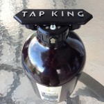 Tap King cap with removal tool fitted
