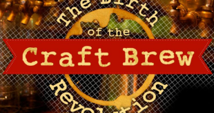 The Birth of the Craft Brew Revolution logo