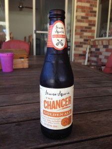 The Chancer Golden Ale