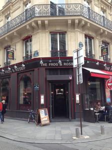 The Frog & Rosbif - Paris