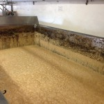 Theakston's Brewery open fermenter
