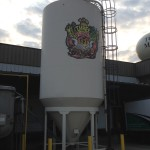 Grain Silo at Three Floyds