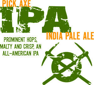 TommyKnocker Pick Axe IPA