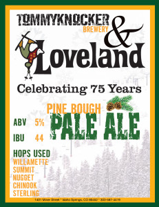 TommyKnocker Pine Bough Pale Ale