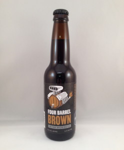 Triton Four Barrel Brown
