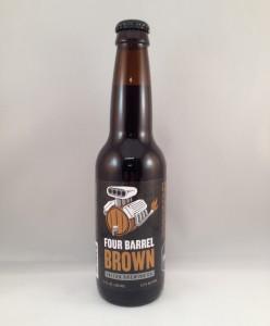 Triton Four Barrel Brown